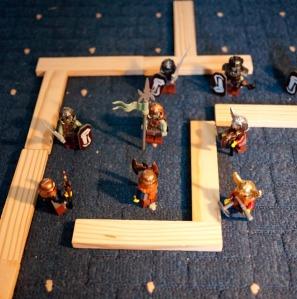 Game setup (2)