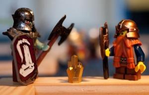 Orcs vs Dwarves